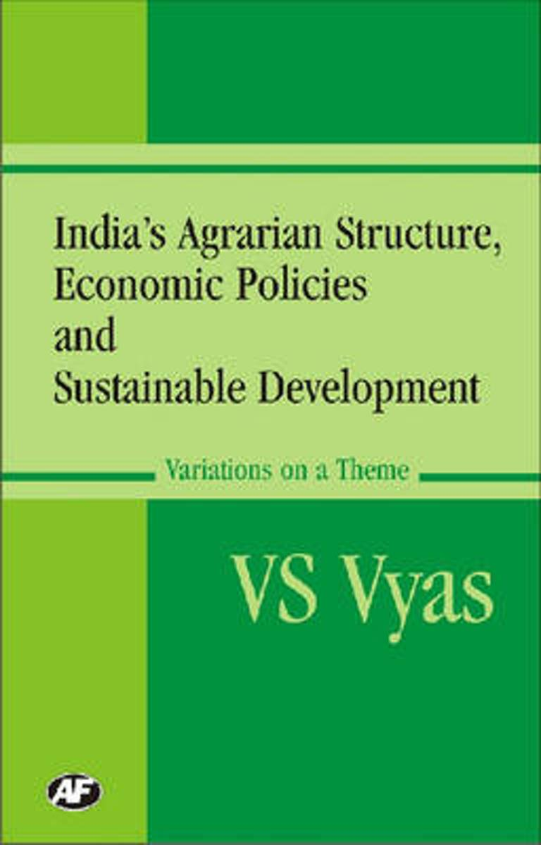 Indian's Agrarian Structure