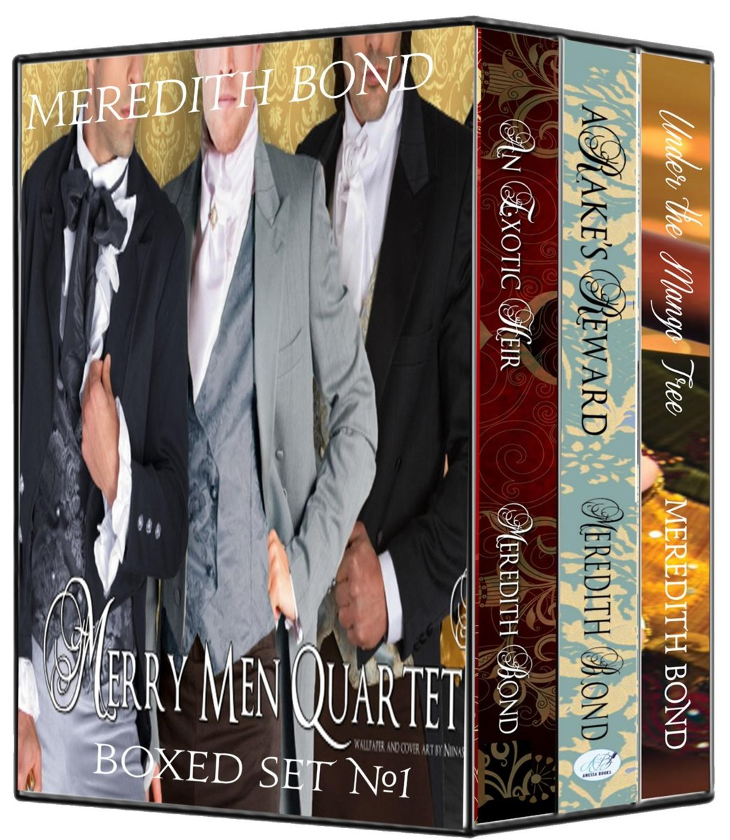 The Merry Men Boxed Set #1