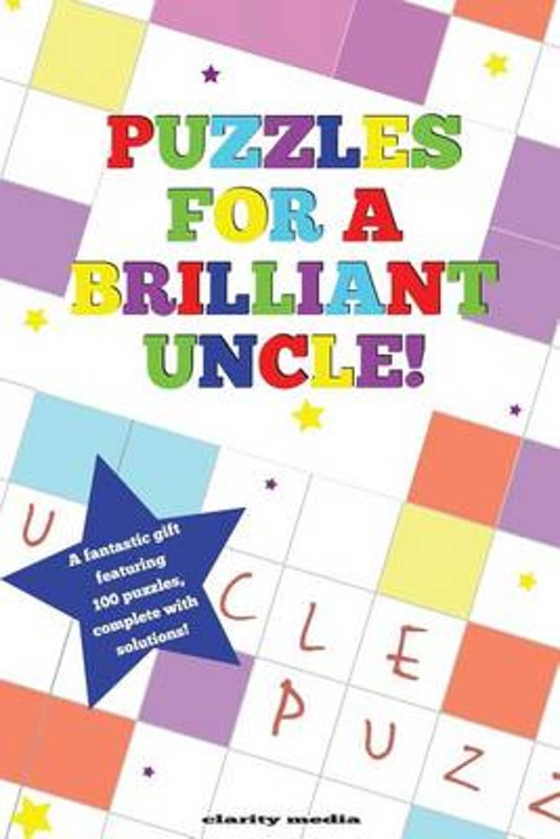 Puzzles for a Brilliant Uncle