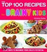 Top 100 Recipes for Brainy Kids