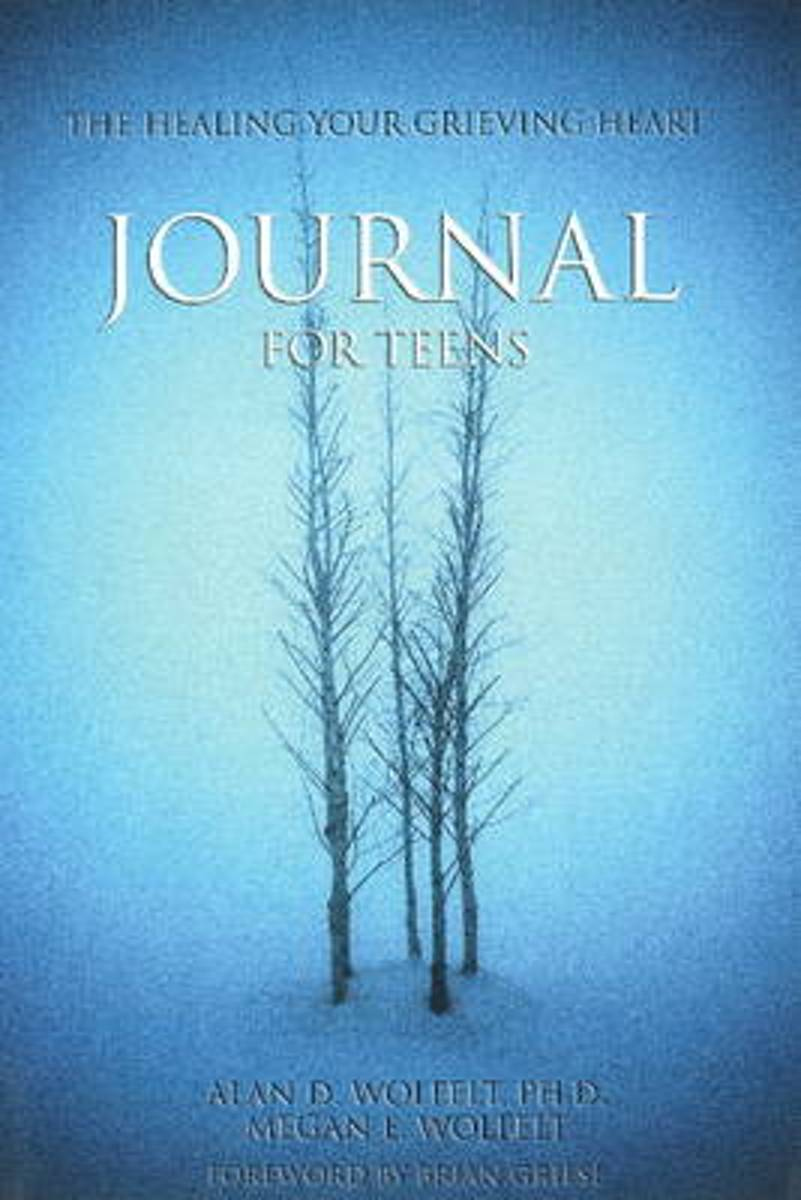 Healing Your Grieving Heart Journal for Teens