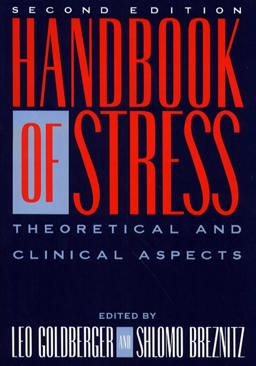Handbook of Stress, 2nd Ed