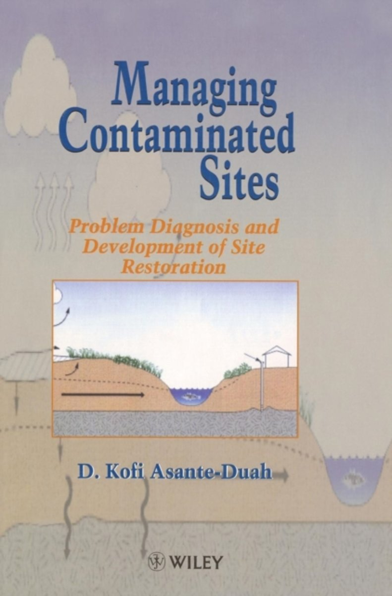 Managing Contaminated Sites