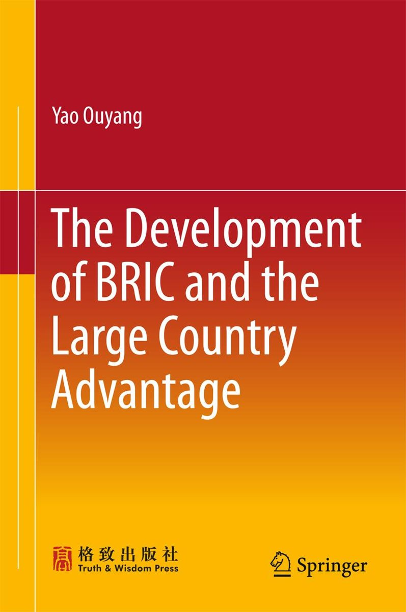The Development of BRIC and the Large Country Advantage