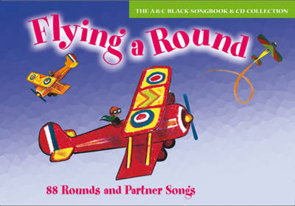 Songbooks - Flying a Round (Book + CD)