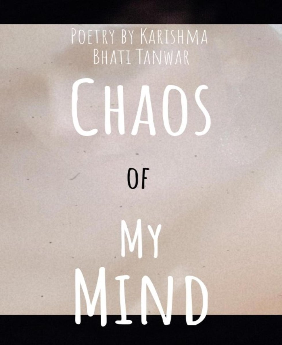 Chaos Of My Mind