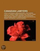 Canadian lawyers