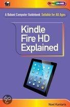 Kindle Fire HD Explained