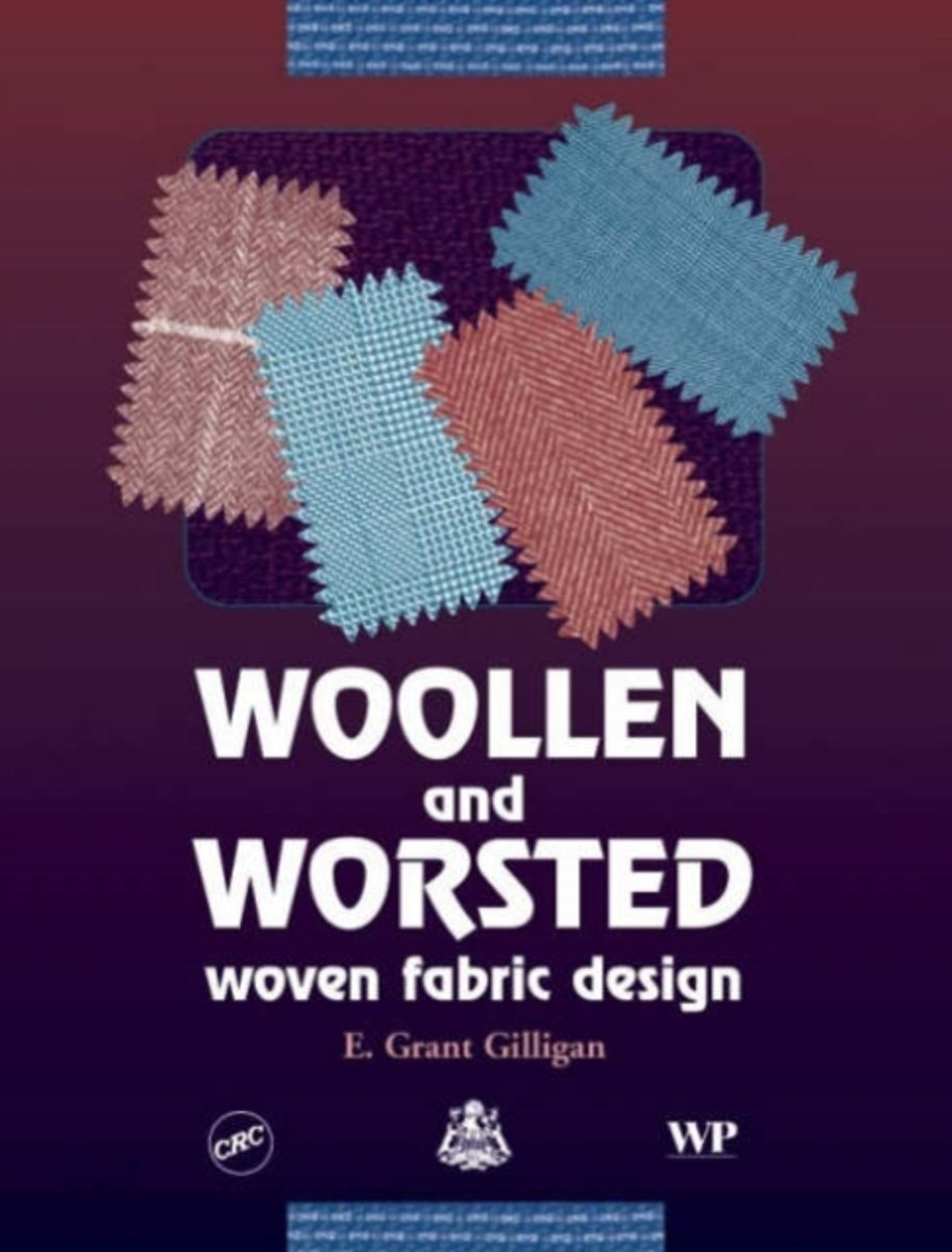 Woollen and Worsted Woven Fabric Design