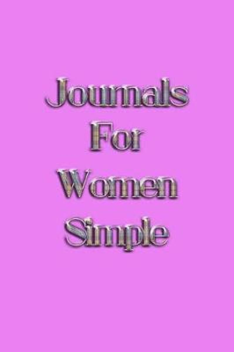 Journals for Women Simple