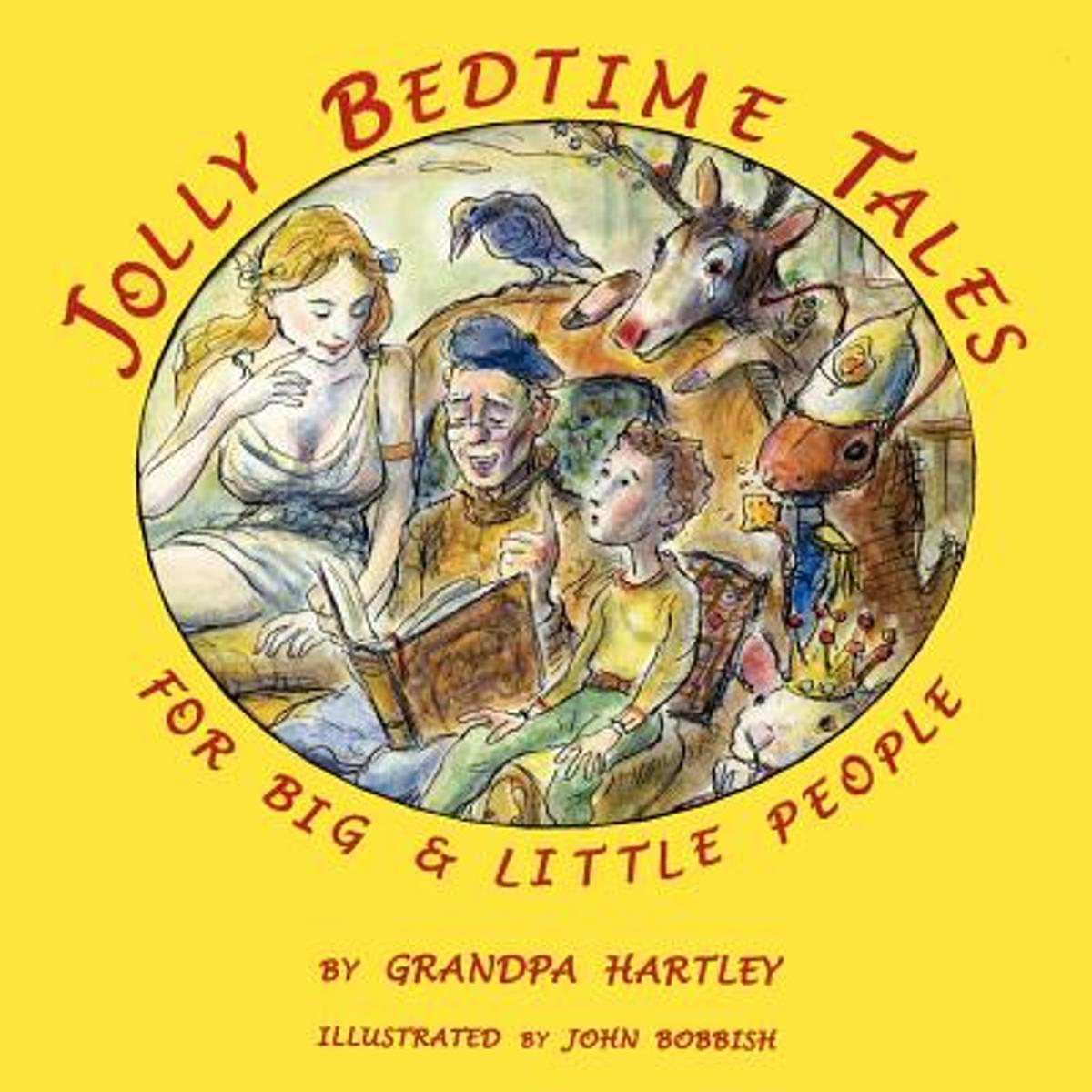 Jolly Bedtime Tales for Big & Little People