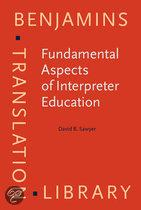 Fundamental aspects of interpreter education