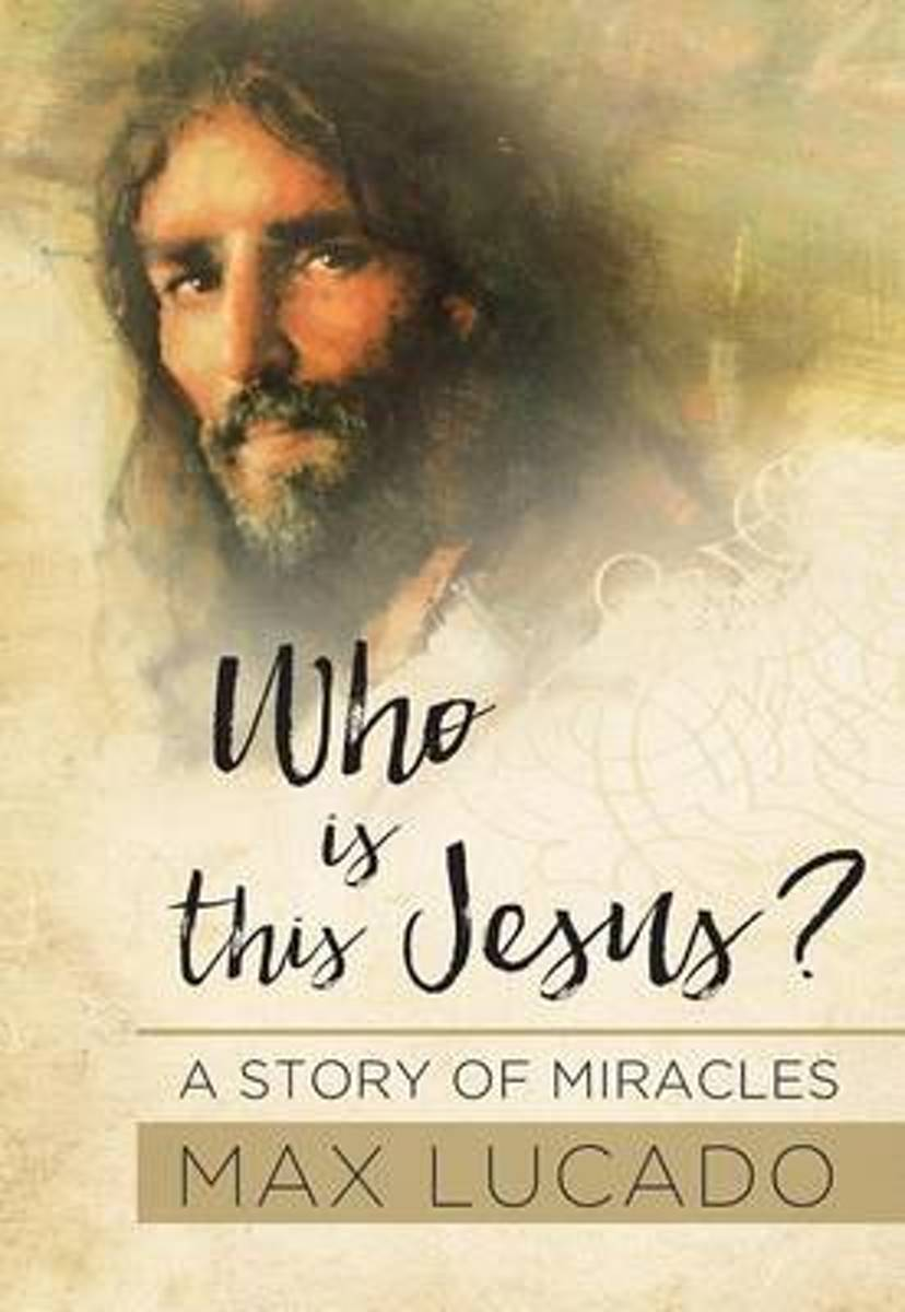 Who Is This Jesus?