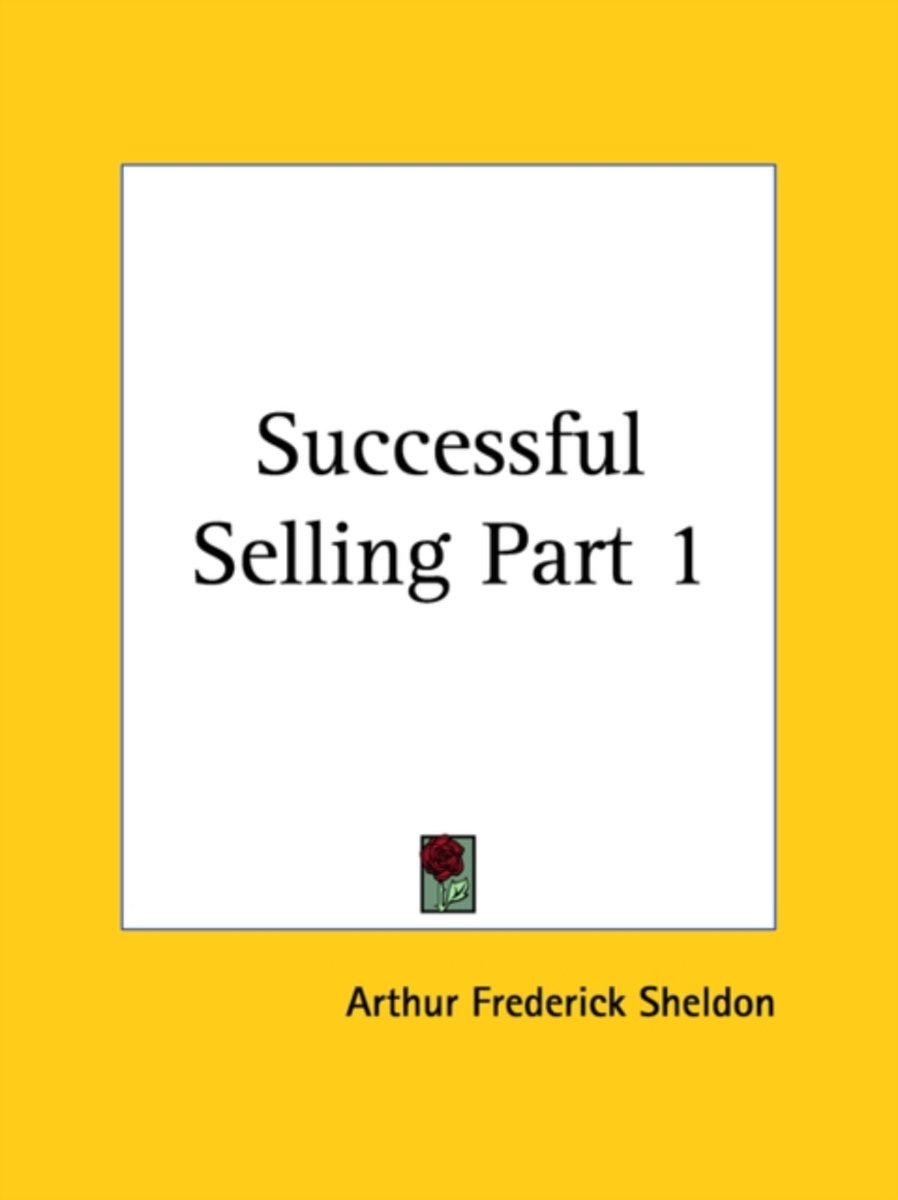 Successful Selling Vol. 1 (1924)