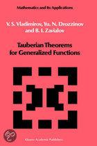 Tauberian Theorems for Generalized Functions