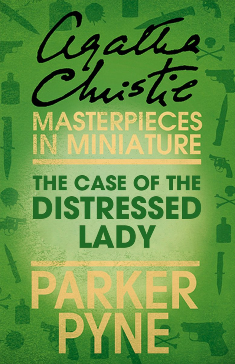 The Case of the Distressed Lady: An Agatha Christie Short Story