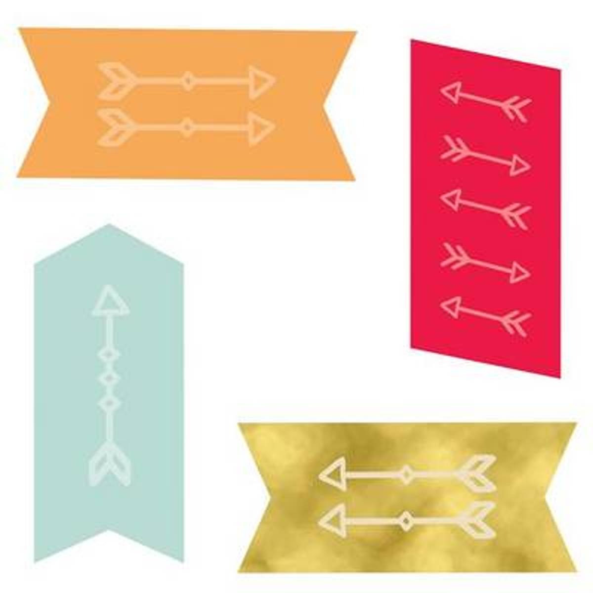 Aim High Arrows Cut-Outs