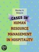 Cases In Human Resource Management In Hospitality
