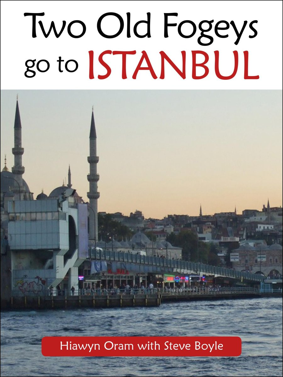 Two Old Fogeys Go To Istanbul