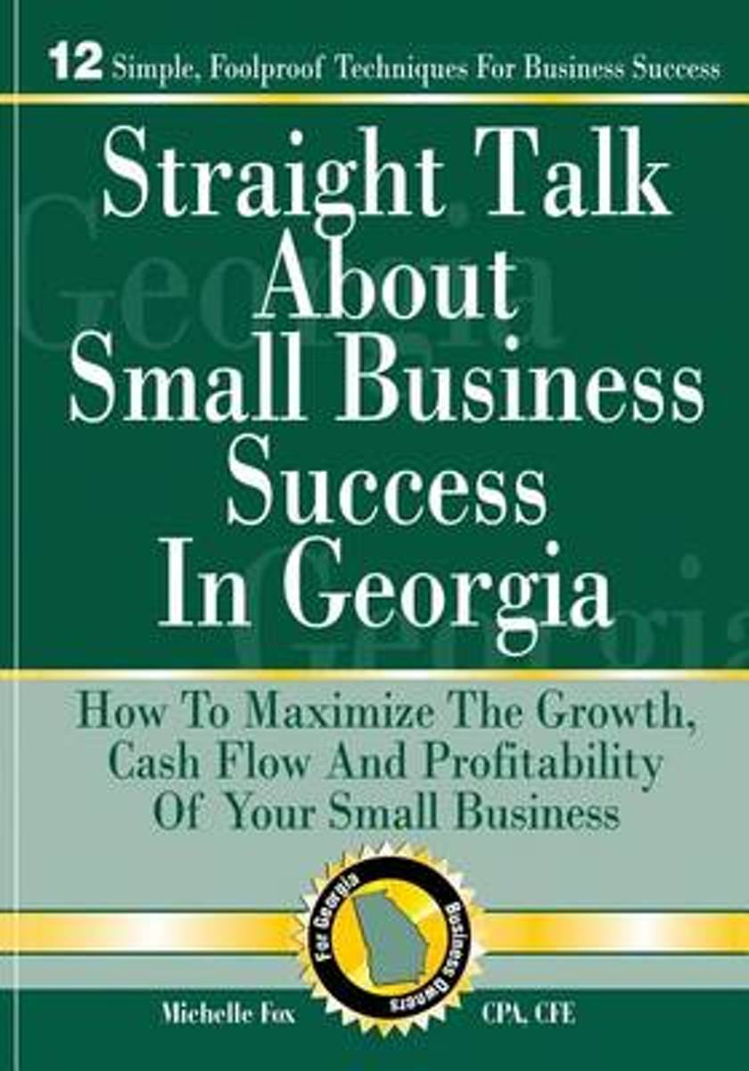 Straight Talk about Small Business Success in Georgia