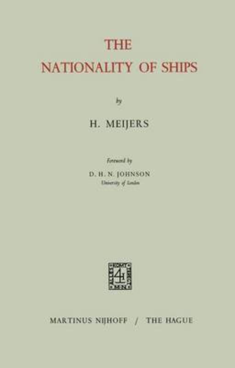 The Nationality of Ships