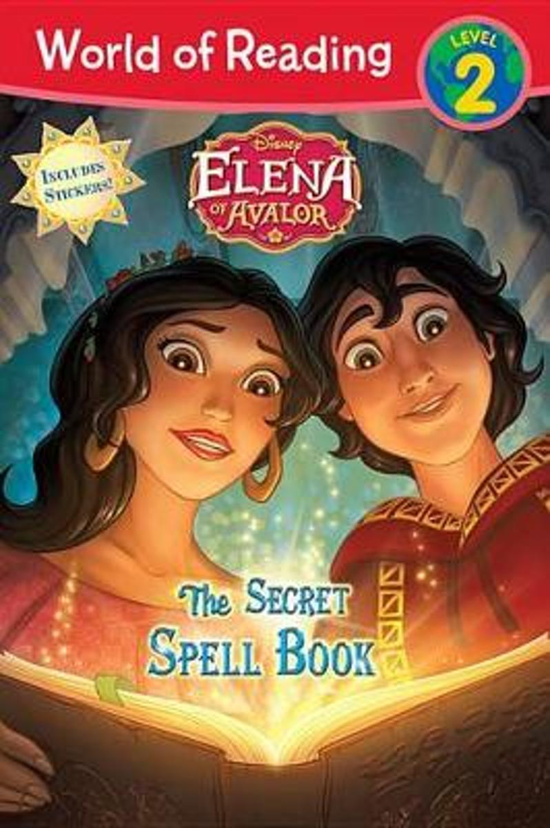Elena of Avalor the Secret Spell Book
