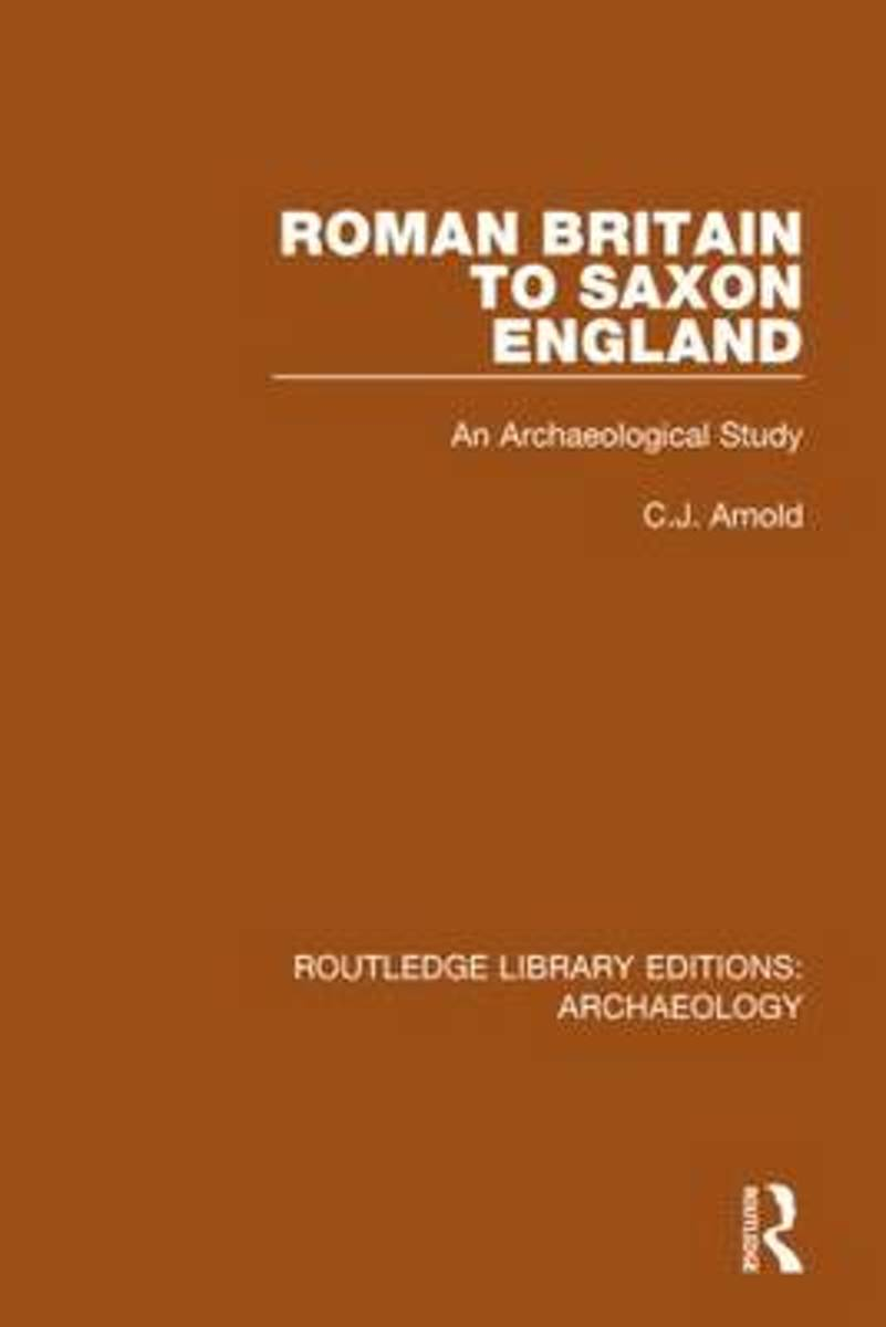 Roman Britain to Saxon England
