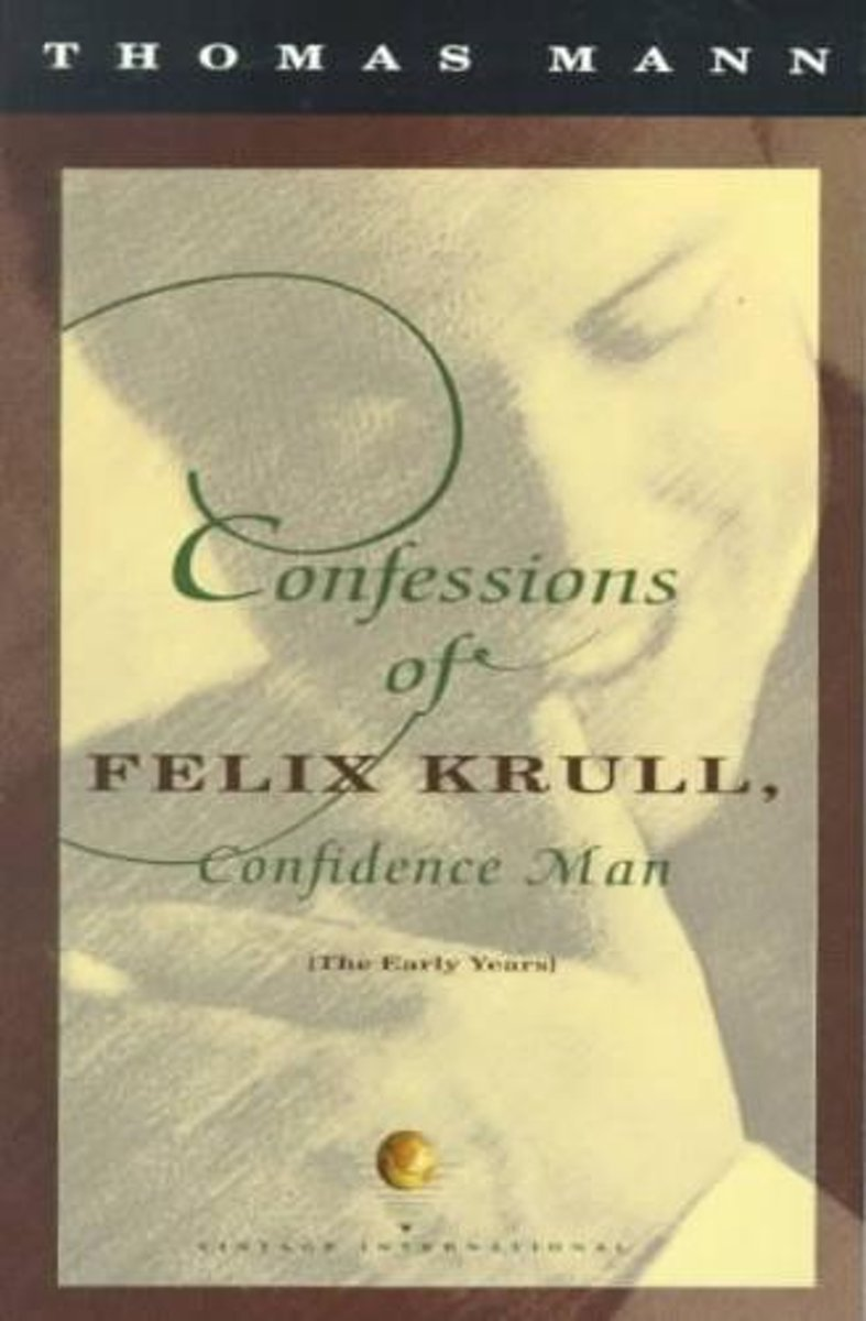 Confessions of Felix Krull, Confidence Man