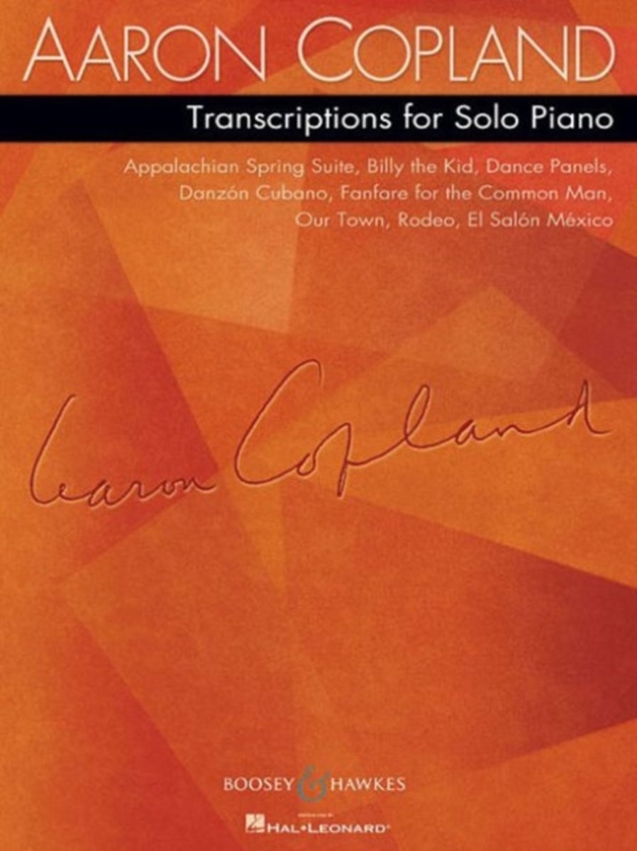 Transcriptions for Solo Piano