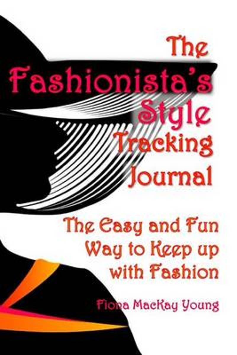 The Fashionista's Style Tracking Journal