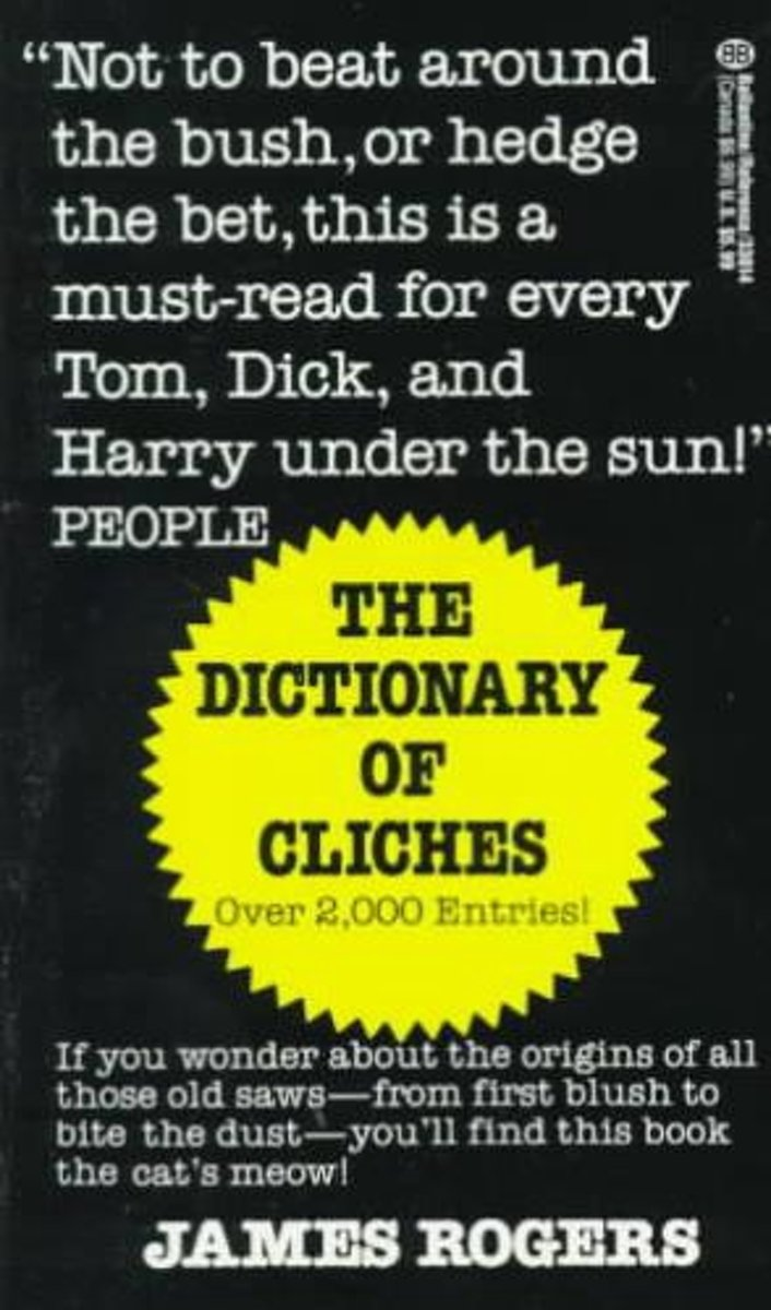 Dictionary of Cliches