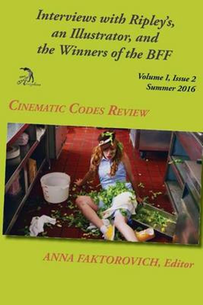 Interviews with Ripley's, an Illustrator, and the Winners of the Bff