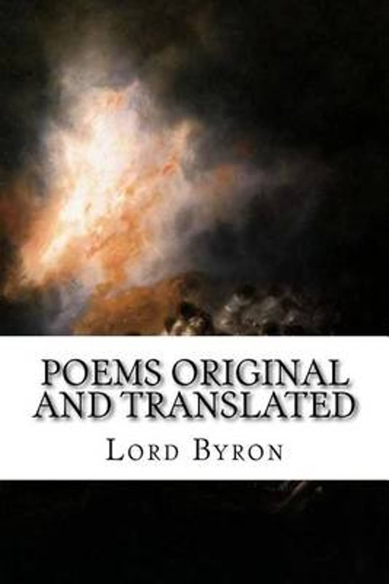 Poems Original and Translated
