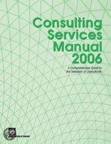 Consulting Services Manual 2006