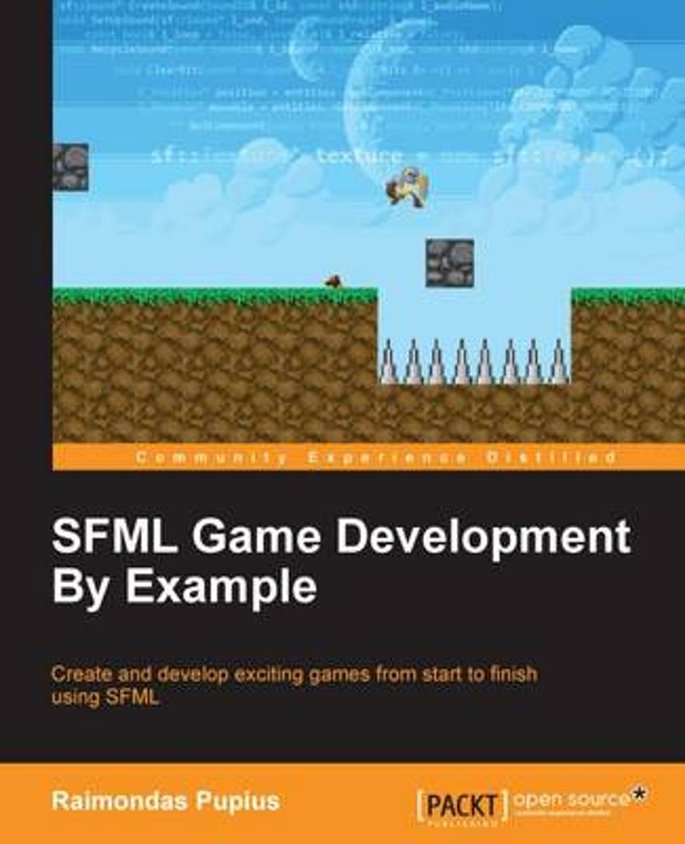 SFML Game Development By Example