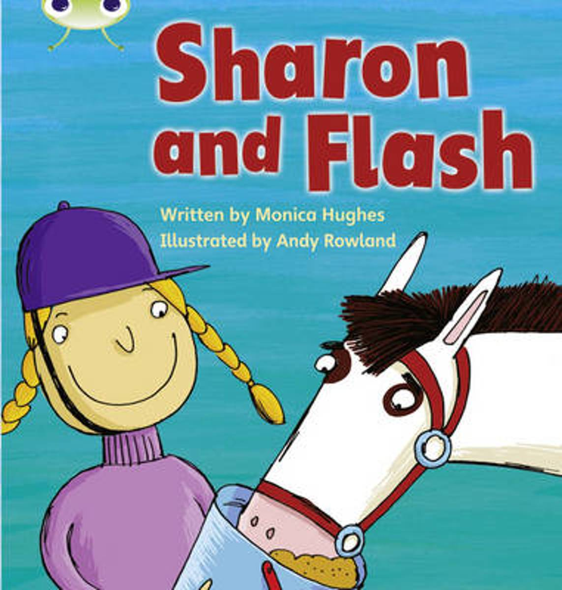 Phonics Bug Set 08 Sharon and Flash