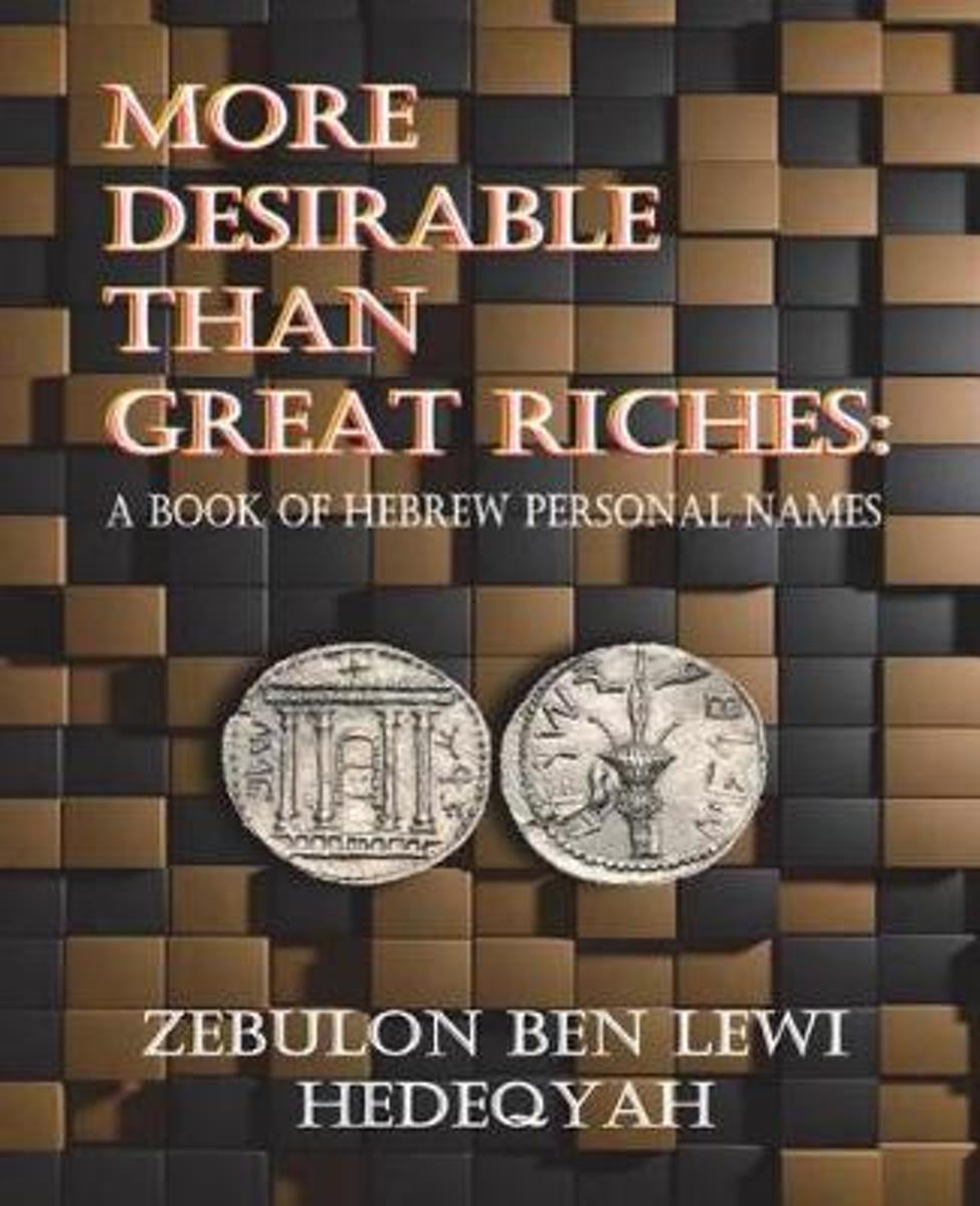 More Desirable Than Great Riches