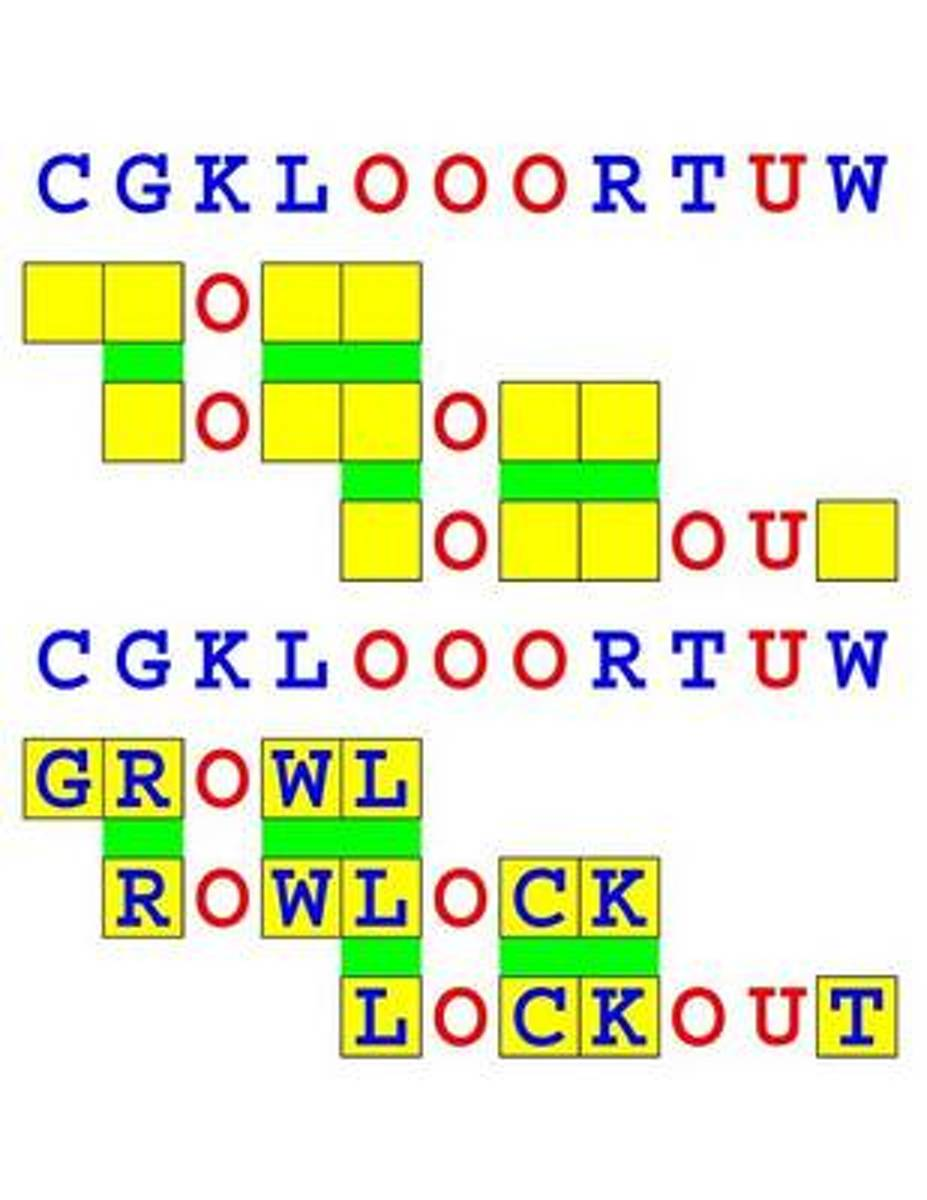 Joinword Puzzles 15rgb