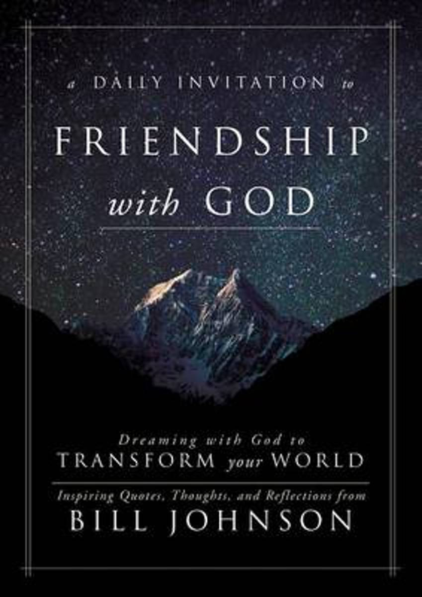 Daily invitation to frienship with God