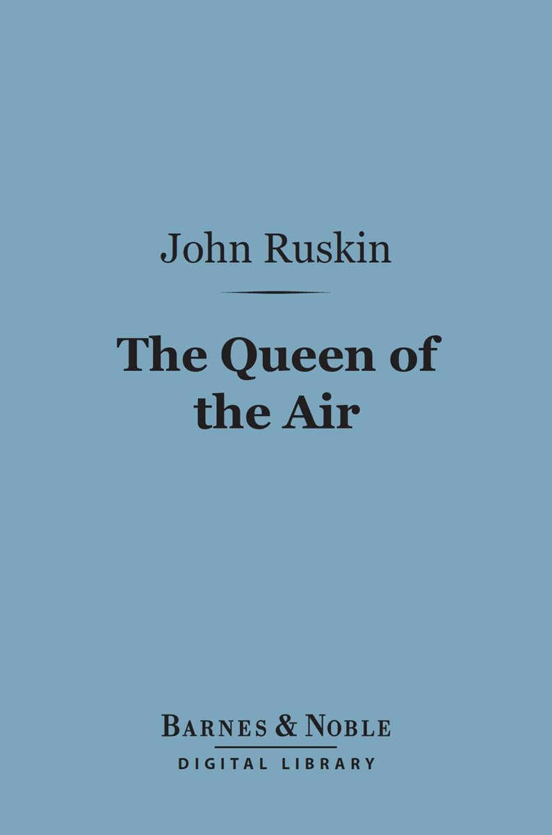 Queen of the Air (Barnes & Noble Digital Library)