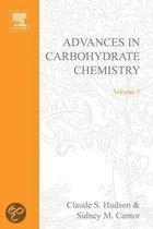 Advances in Carbohydrate Chemistry Vol 5