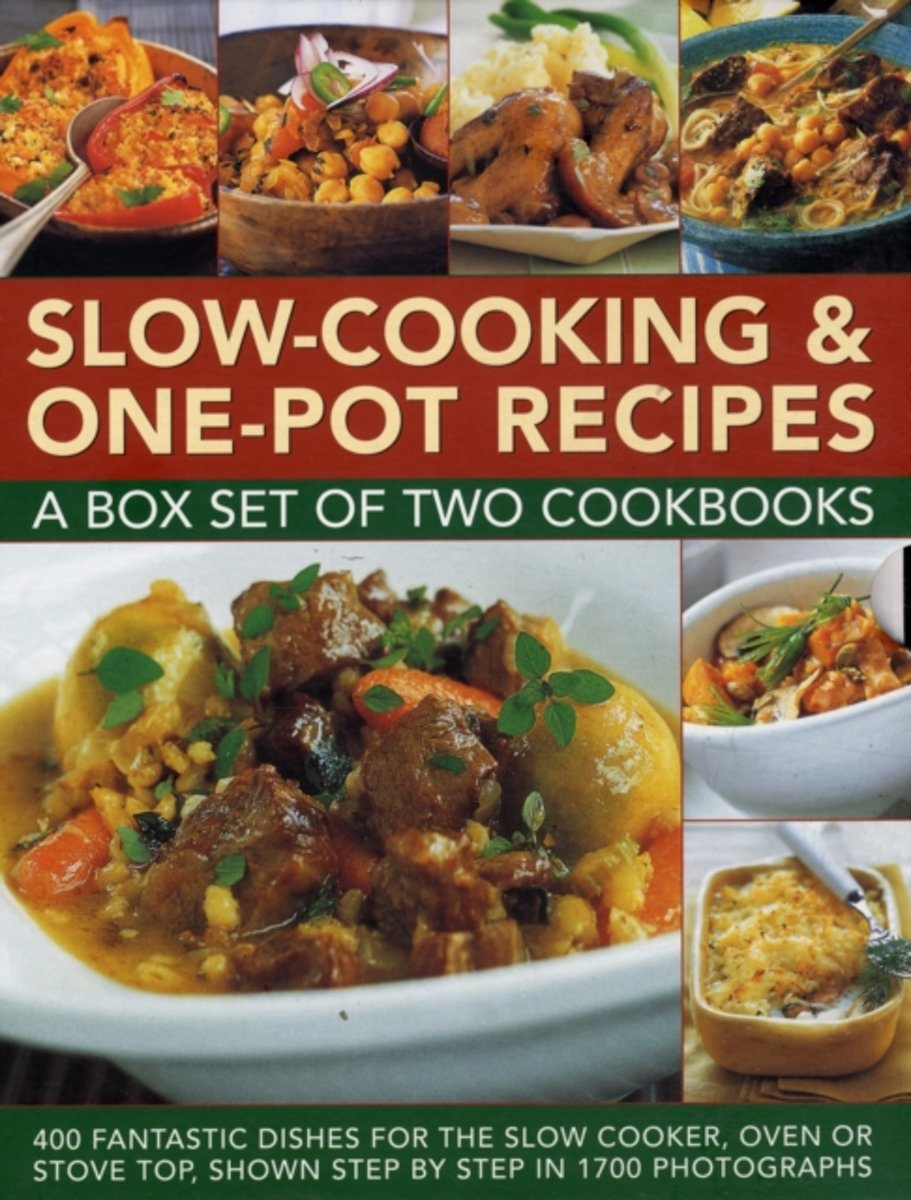 Slow-Cooking & One-Pot Recipes
