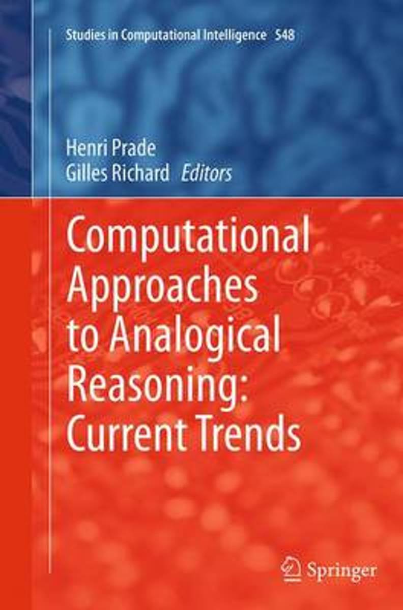 Computational Approaches to Analogical Reasoning