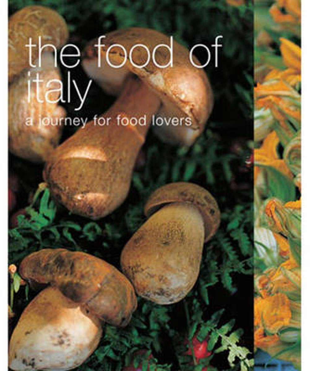 The Food of Italy