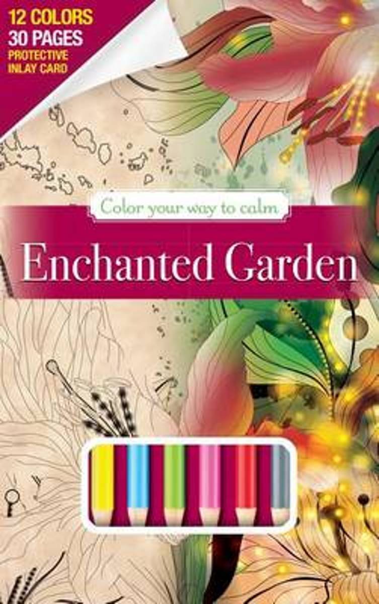 Color Your Way to Calm Enchant