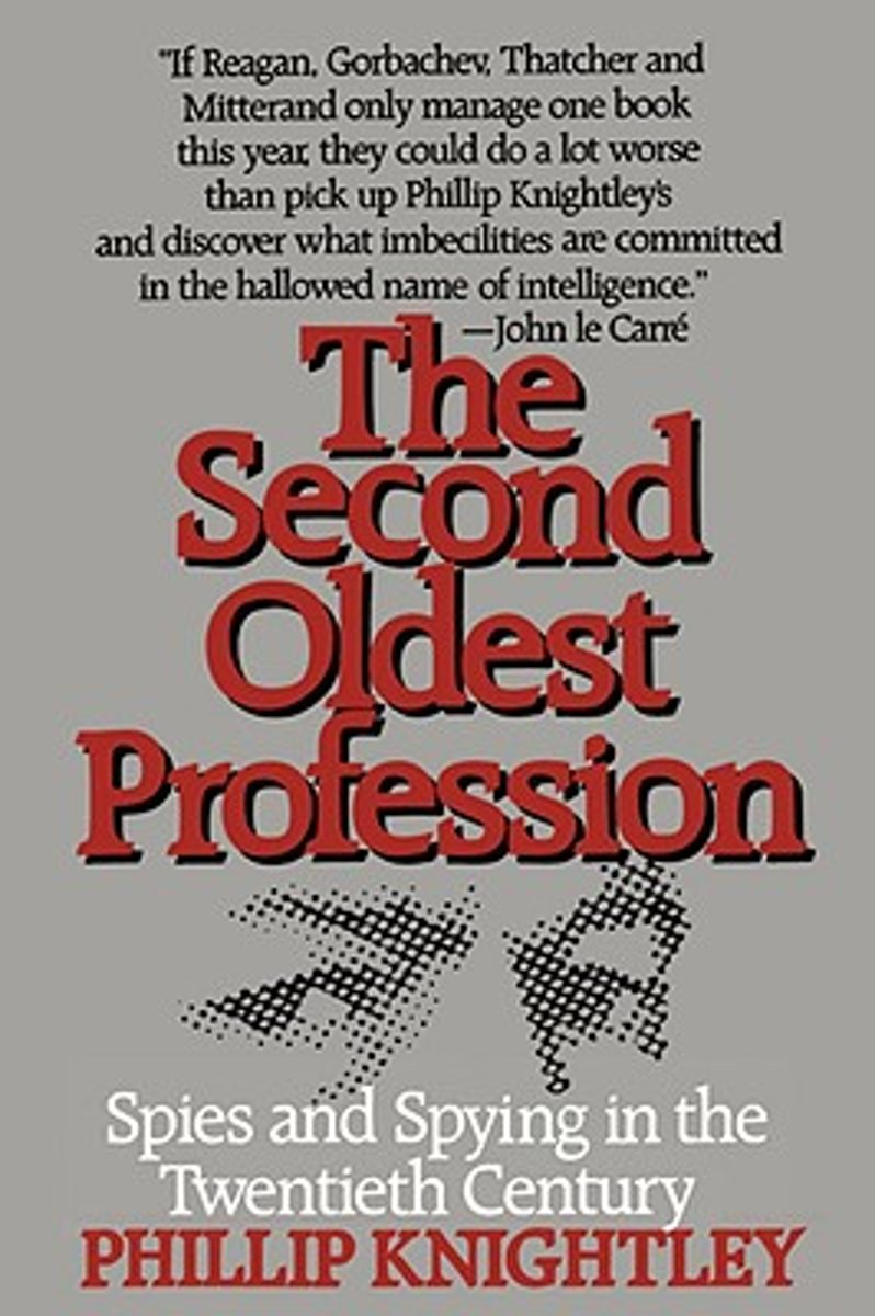 The Second Oldest Profession