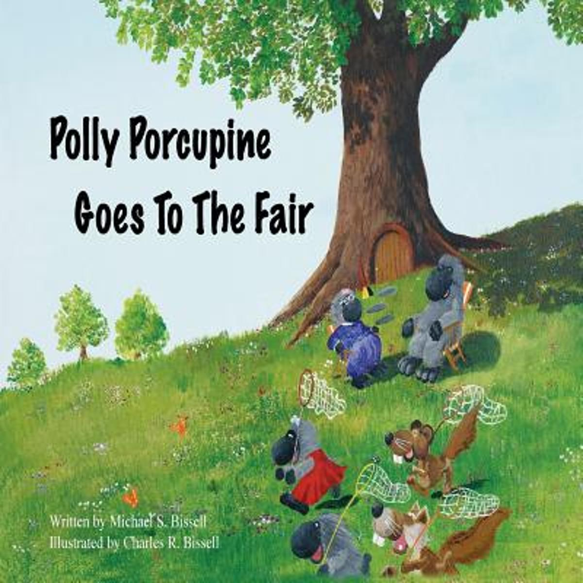 Polly Porcupine Goes To The Fair