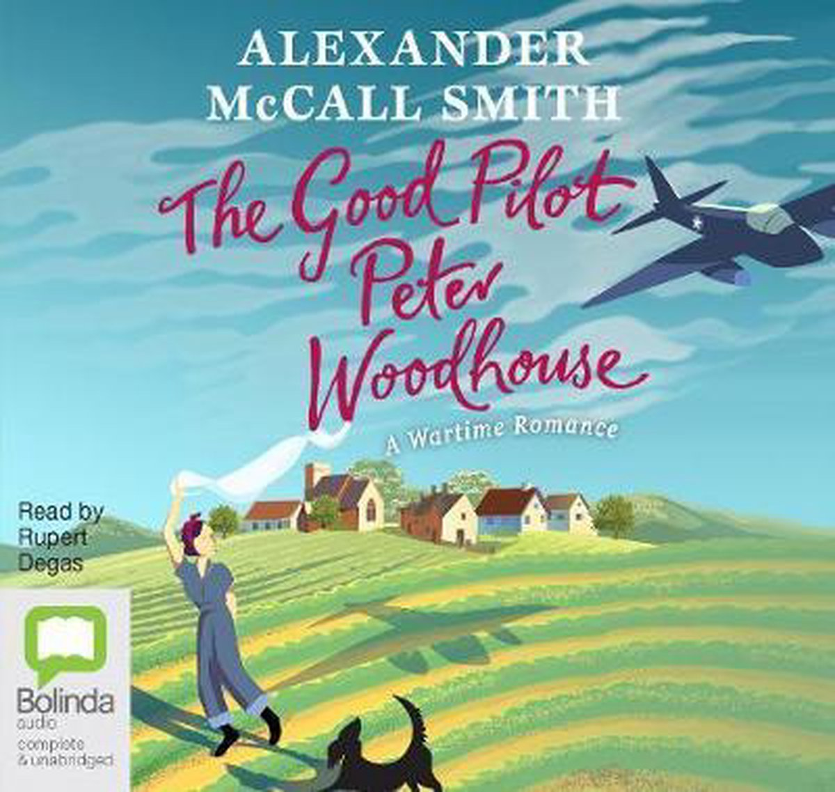 The Good Pilot, Peter Woodhouse