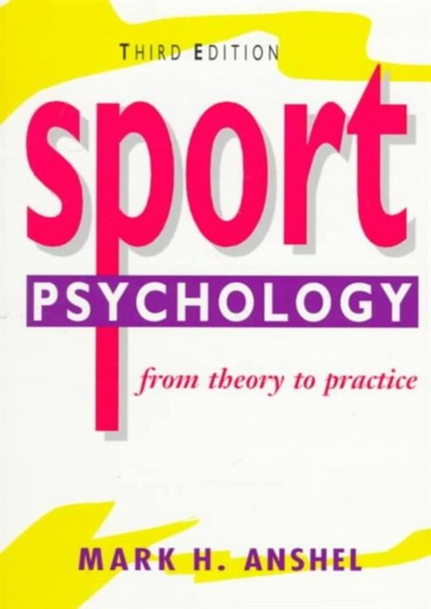 Sport Psychology:From Theory to Practice