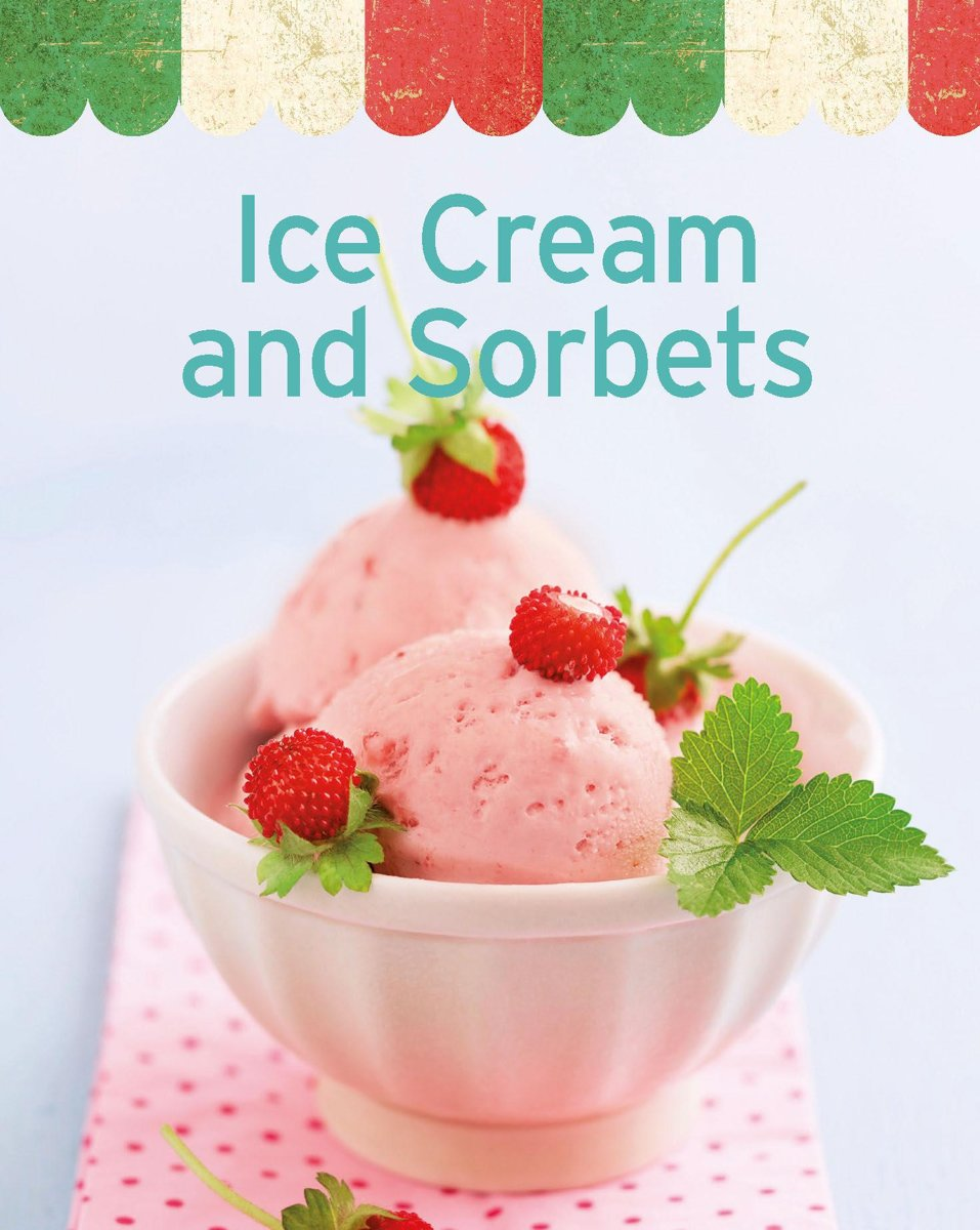 Ice Cream and Sorbets